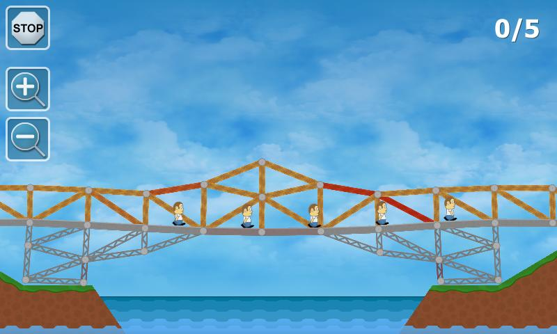 Build A Crossing- screenshot