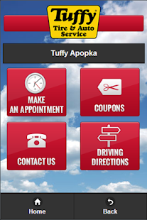 Tuffy Central Florida - Mobile- screenshot thumbnail