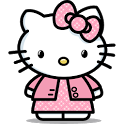 Hello Kitty Fashion Wallpaper icon