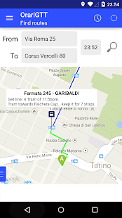 Orari GTT - Turin Transport - screenshot thumbnail