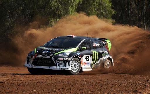 Desert Rally Racing