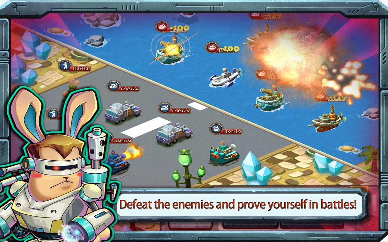 Battle Bunnies - screenshot