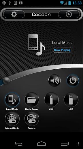 無料音乐AppのDenon Cocoon|記事Game