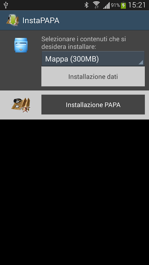Pasubio 100anni- screenshot