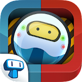 RopeBot Lite - Tiny Robot Adventure Game