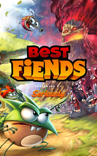 ���� Best Fiends v1.1.0 [Unlimited Energy/Gems] ������� ���������