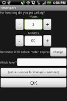 Screenshot of smartpark
