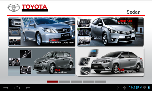 Toyota Motors 2014 PH Catalog