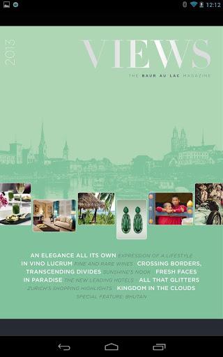 Views2013 Lifestyle Magazin