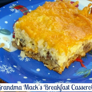 Grandma Mack's Breakfast Casserole