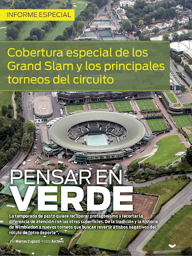 GRIP: Revista de tenis