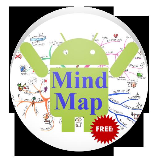 生产应用のマインドマップ LOGO-記事Game
