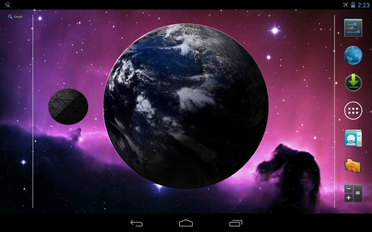 earth live wallpaper - revenue & download estimates - google play
