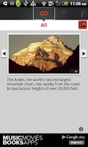 Country Facts Peru screenshot 3