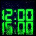 LED часы бесплатный виджет icon