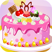 Yummy Cake Cooking Games