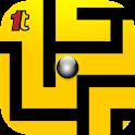1TapMaze - лабиринт для шарика icon