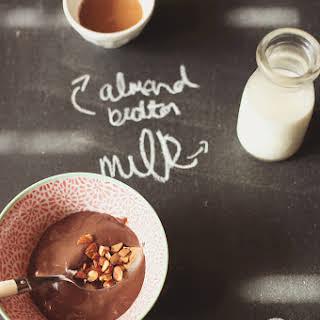 Chocolate Ice Cream.