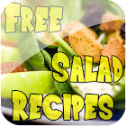 Free Healthy Salad Recipes icon
