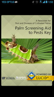 Palm Screening Aid Key- screenshot thumbnail