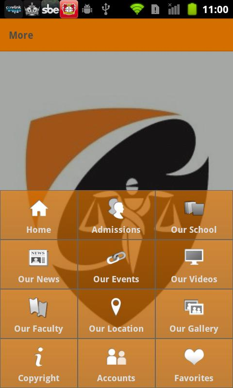 Campbell Law School - screenshot