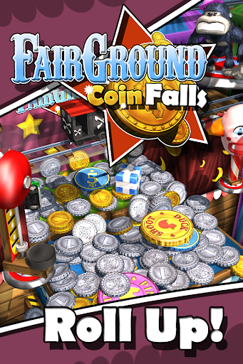 Fairground Coin Falls
