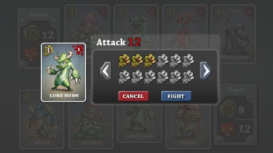 Monster Dungeon Free Card Game - screenshot thumbnail