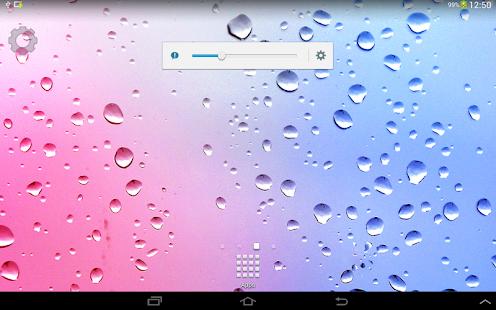 G3 Rain Live Wallpaper