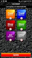 Screenshot of Fuelbook