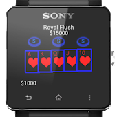SmartWatch 2 Poker