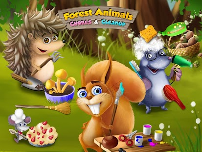 Forest Animals Arts and Crafts- screenshot thumbnail