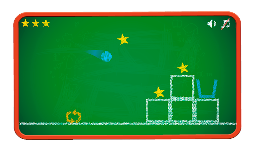 Chalk Ball Puzzle Deluxe- screenshot thumbnail