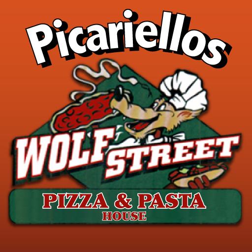 Wolf Street Pizza & Grill LOGO-APP點子