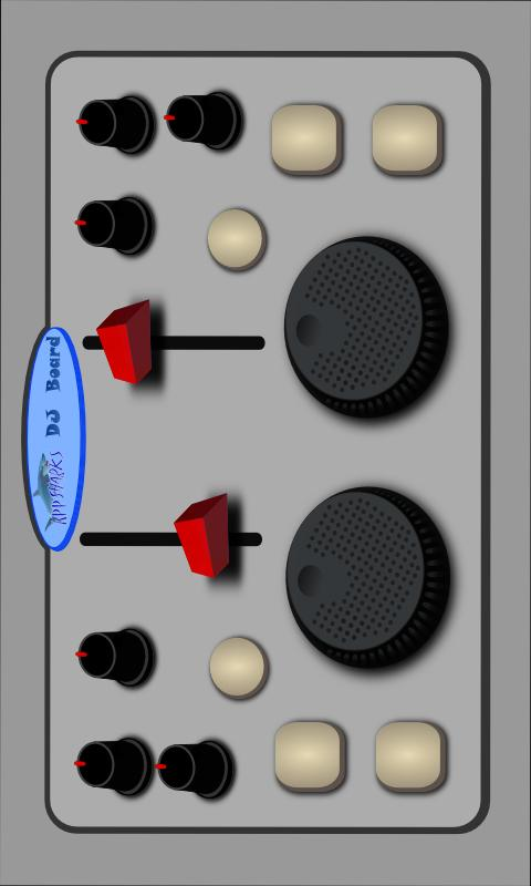 DJ Sound Board - screenshot