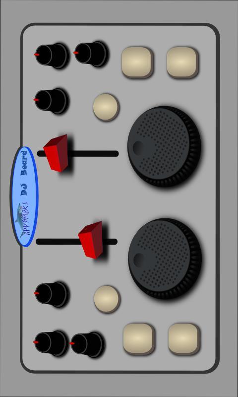 DJ Sound Board - screenshot