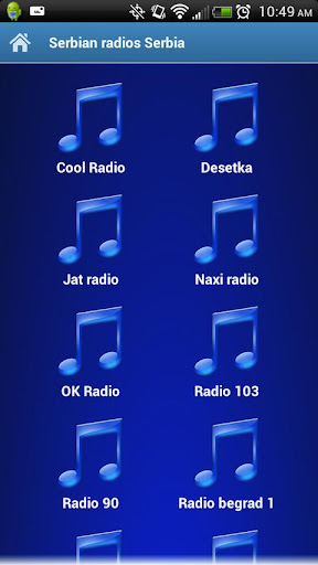 Serbian Radios for PC