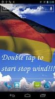 Screenshot of 3D Germany Flag LWP +