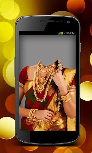 【免費攝影App】Bridal Saree Insta Photo Maker-APP點子