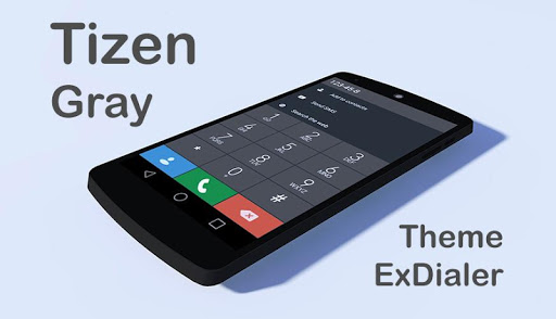 Tzn Gray Theme for ExDialer