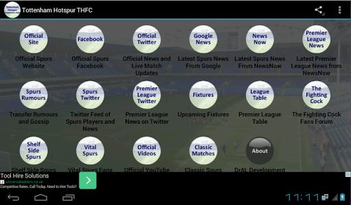 Tottenham Hotspur THFC