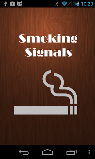 Smoking Signals