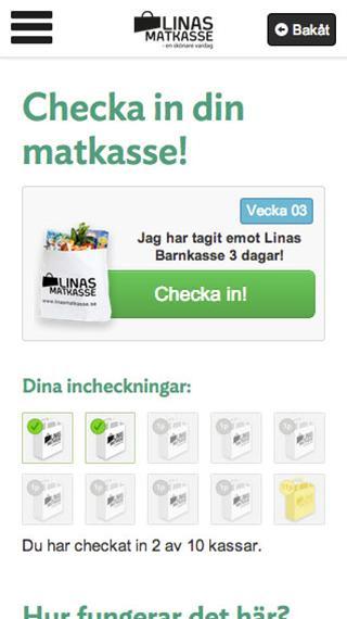 Linas Matkasse - screenshot
