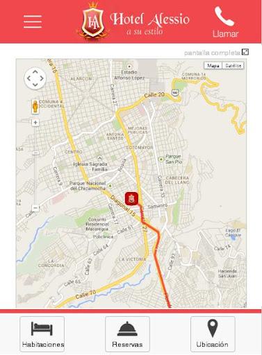 【免費旅遊App】Hotel Alessio-APP點子