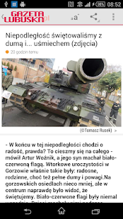 Gazeta Lubuska- screenshot thumbnail