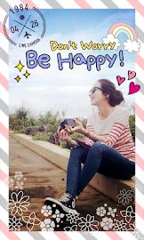 LINE camera - Selfie & Collage Screenshot 1