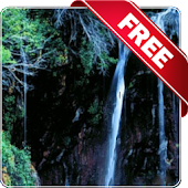 Waterfall live wallpaper Free