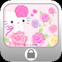 Hello Kitty Rosy Screen Lock icon