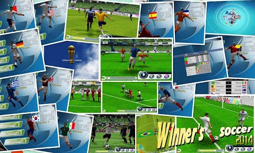 Winner Soccer Evolution 1.7.2 APK