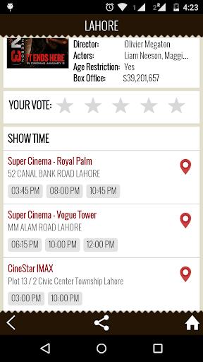 Popcorn Pakistan Cinemas