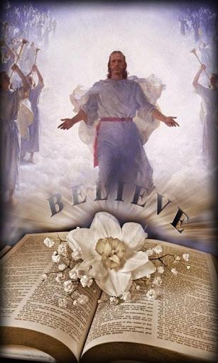 耶稣 動態桌布
